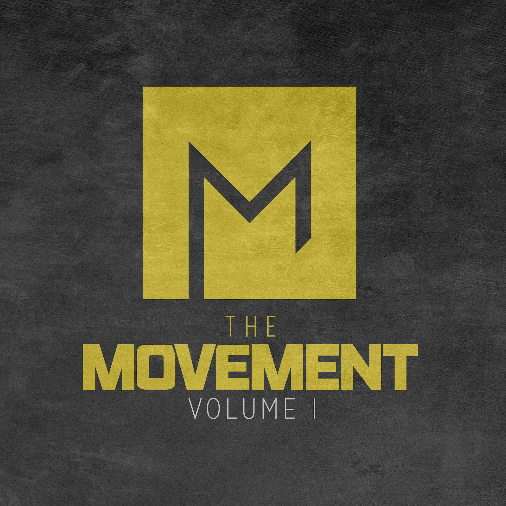 Good Fruit, Various Artists - The Movement Vol. 1 Cover Artwork