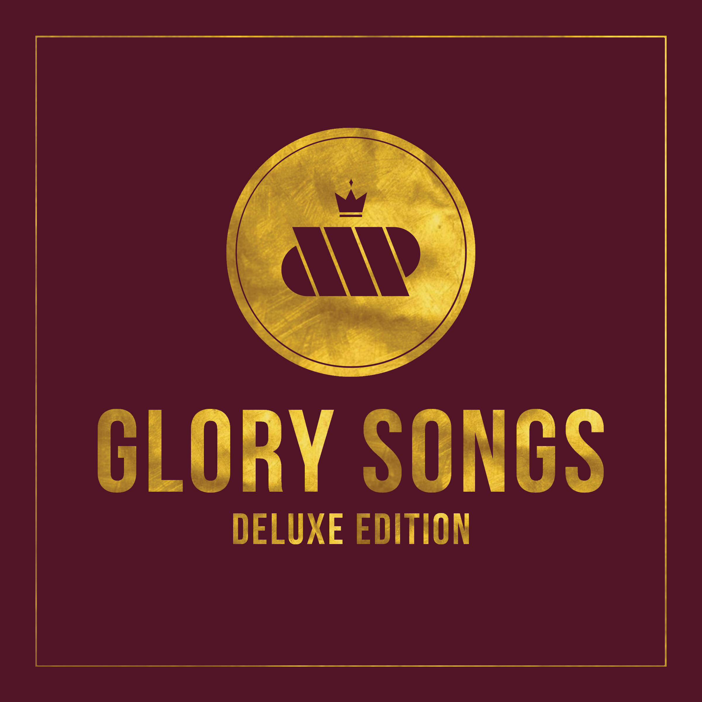 AMP Movement - Glory Songs Deluxe Edition Remastered Album Cover Artwork