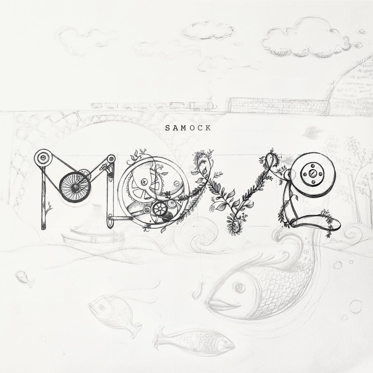 Sam Ock - Move EP