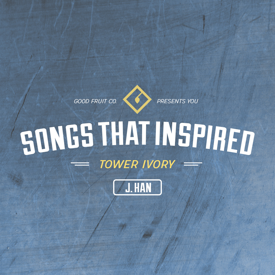 'Tower Ivory' Spotify Playlist Promotional Graphic