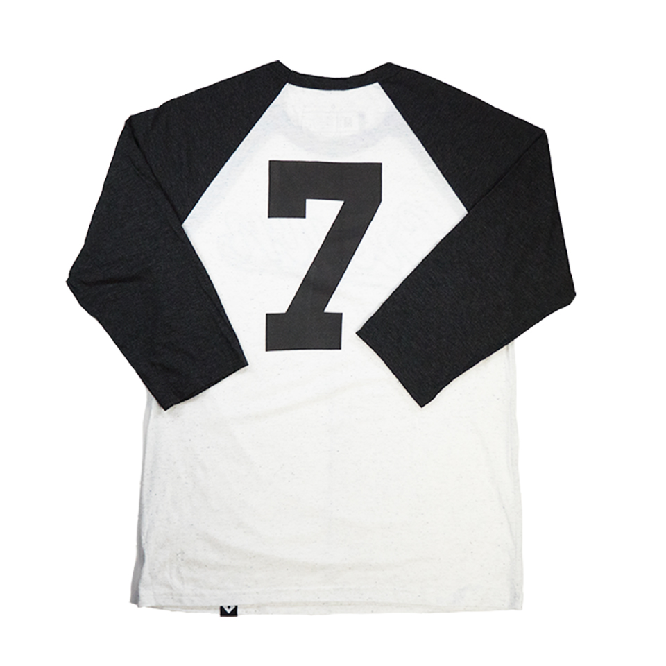 Crown Baseball Tee Back