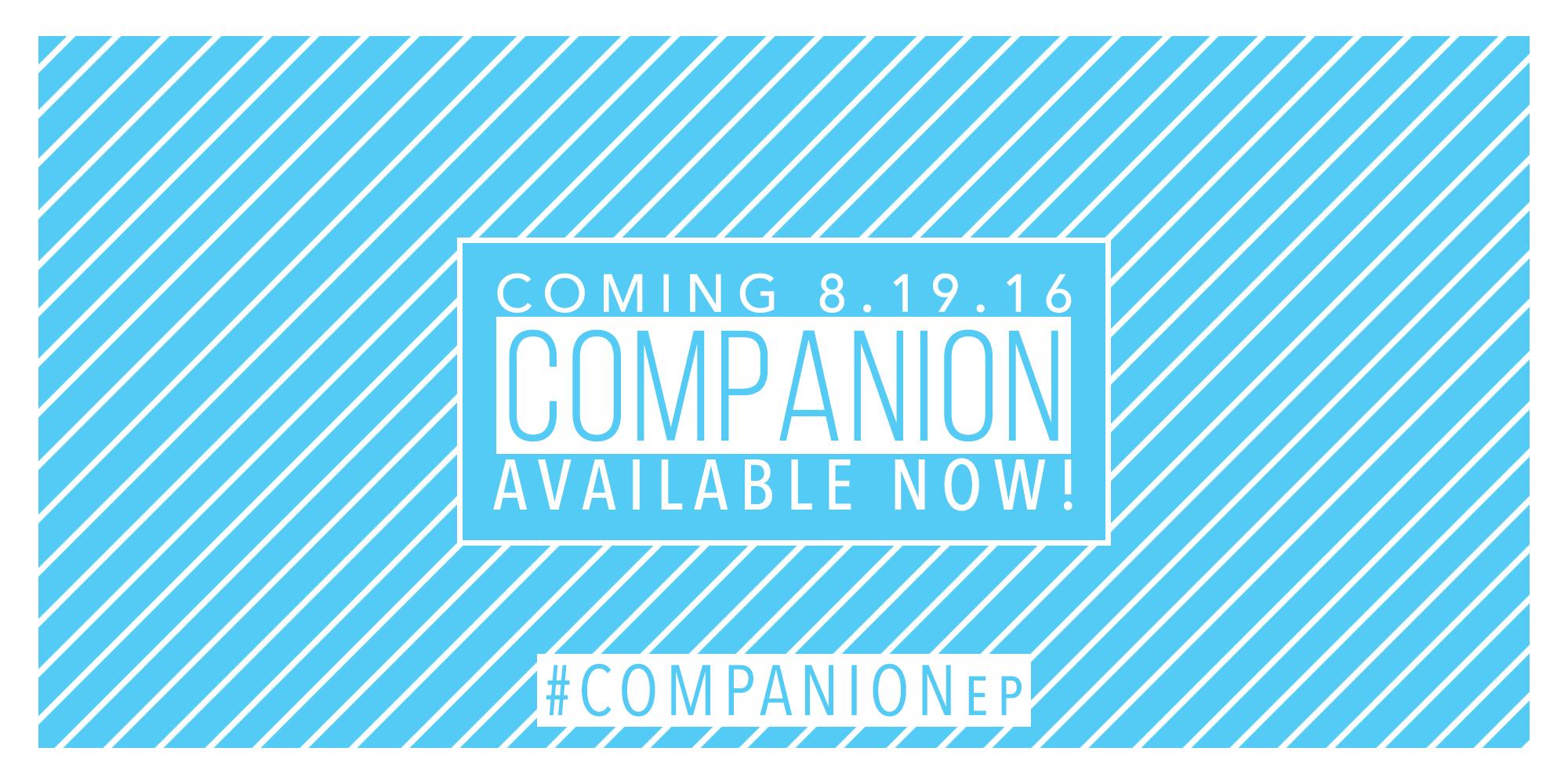 Sam Ock Companion Mini Album EP Available Now Space Single #CompanionEP
