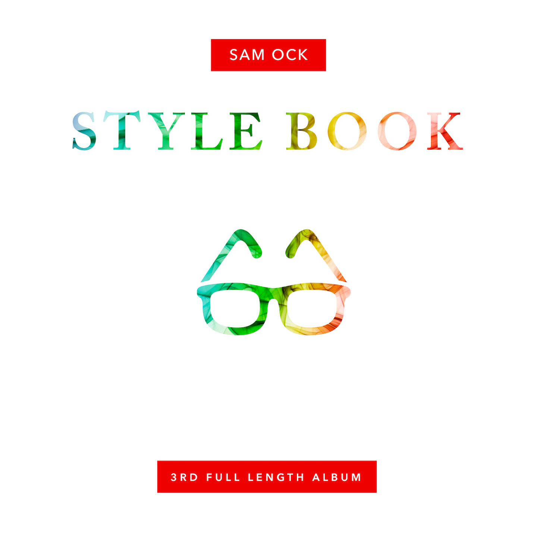 Sam Ock - Style Book Cover Artwork Album Art