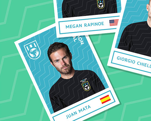 Common Goal Player Cards