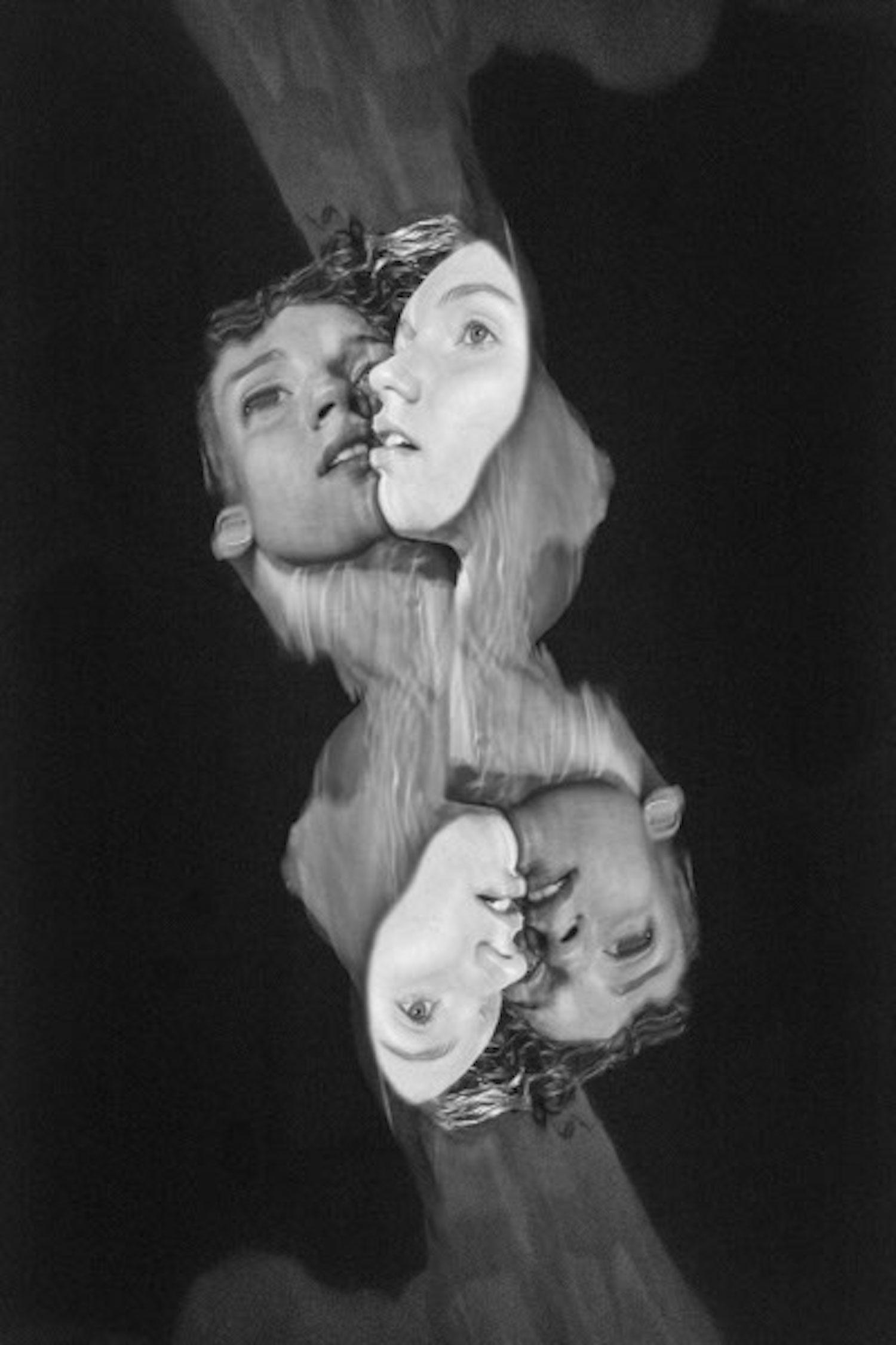 "Divergence , 12"" × 18"", archival pigment print, 2014"