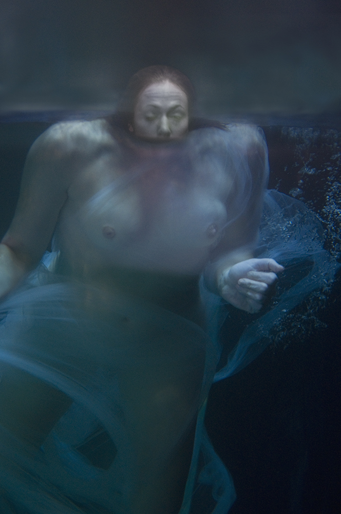 "Submerged , 16"" × 24"", archival pigment print"