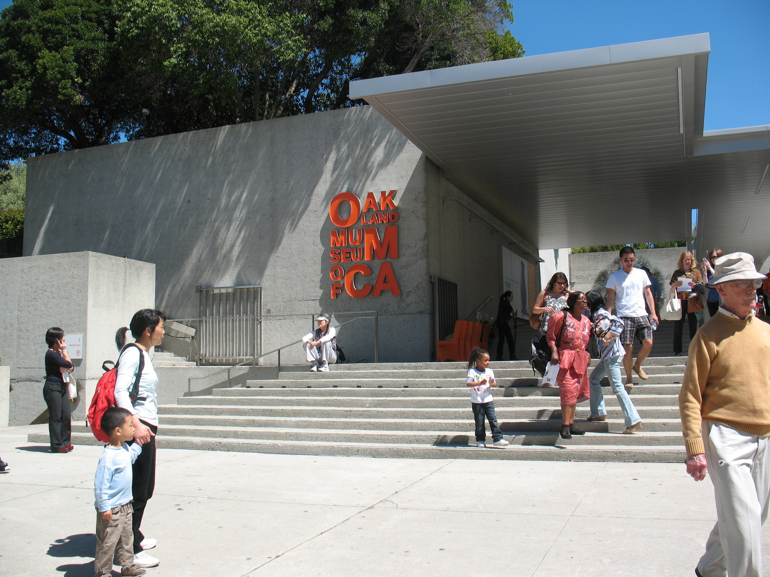 Oakland Museum of California, 2011.  Courtesy of Oakland Museum of California. Photo: Brad Thomas.