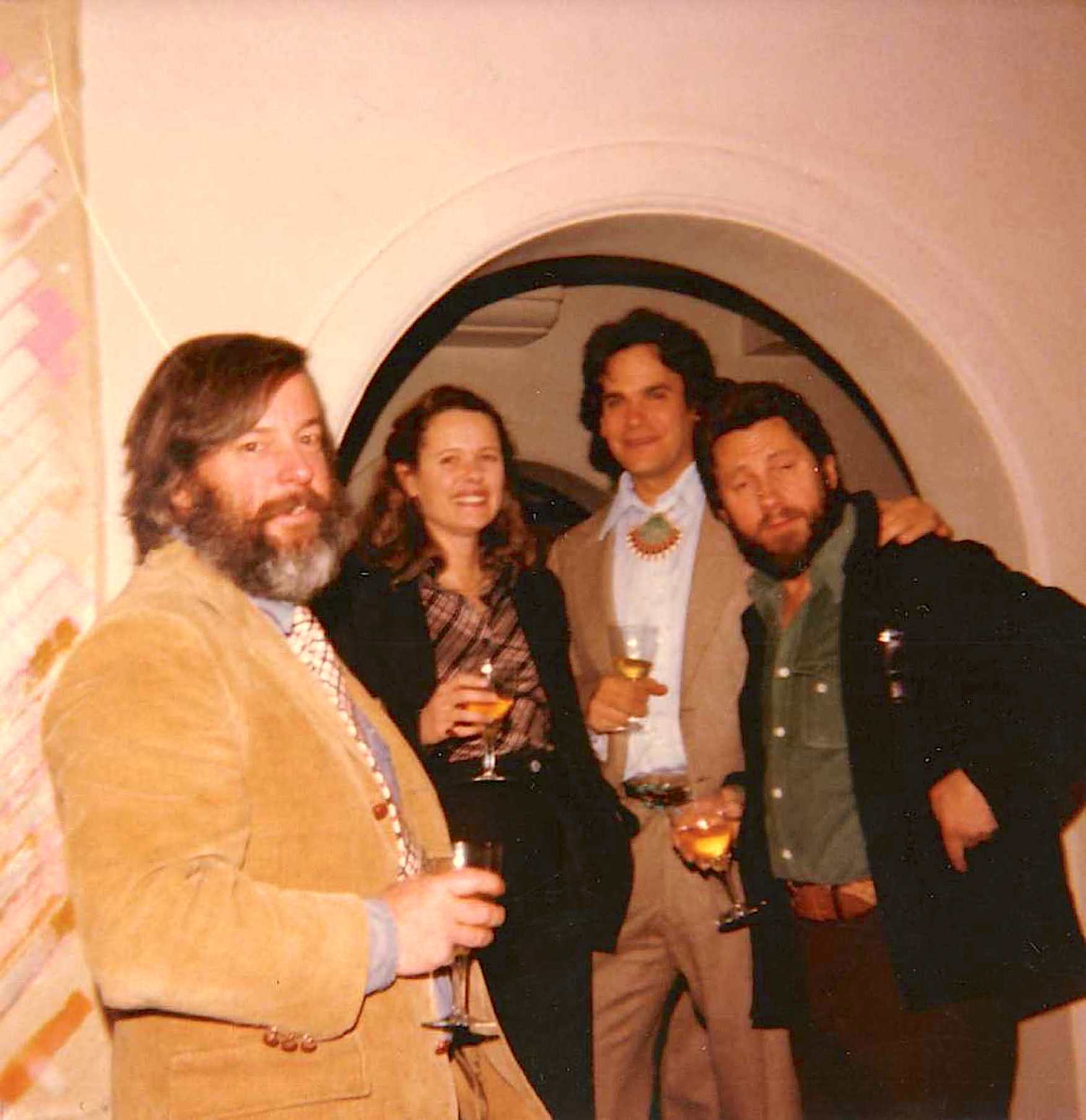 Ken and Happy Price , Tony Berlant,  Ed Moses  - Late '70s