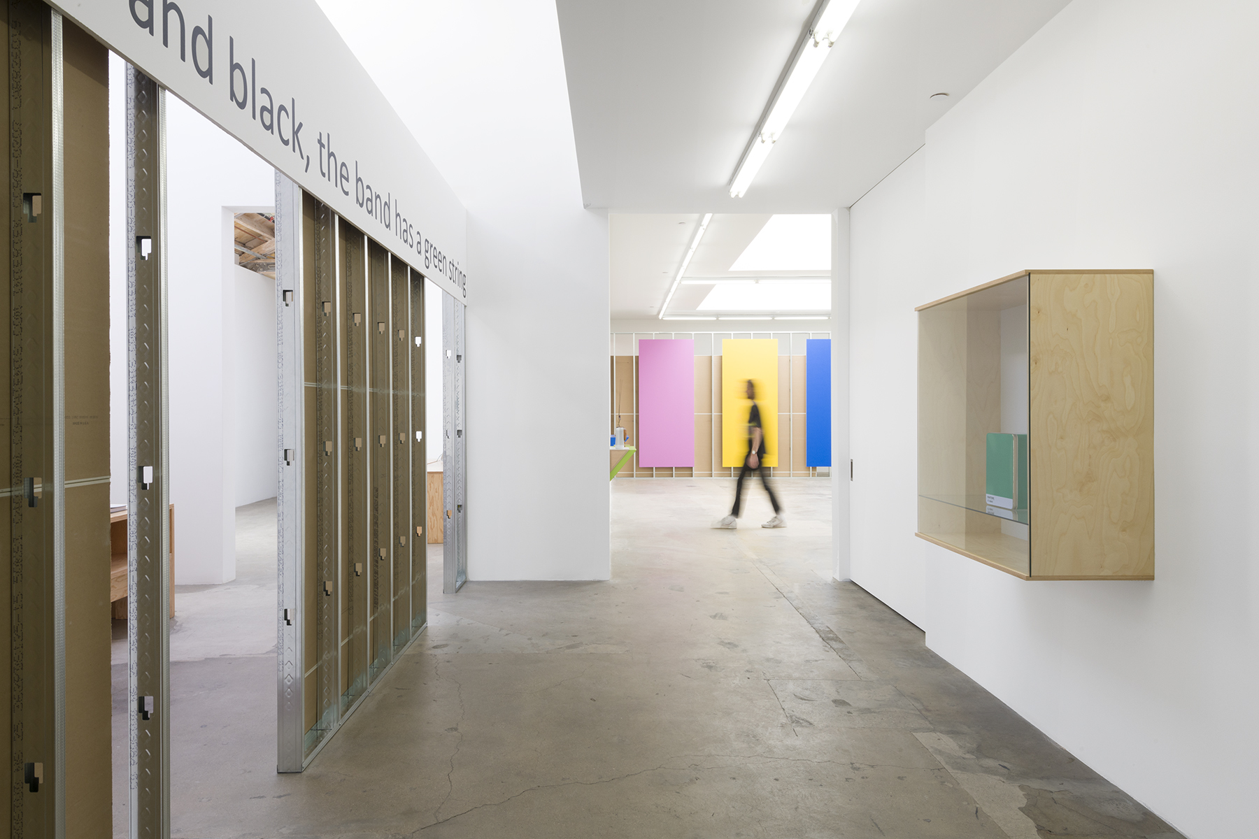 Installation views of appear to use, Tanya Bonakdar Gallery, Los Angeles, March 10-May 18, 2019