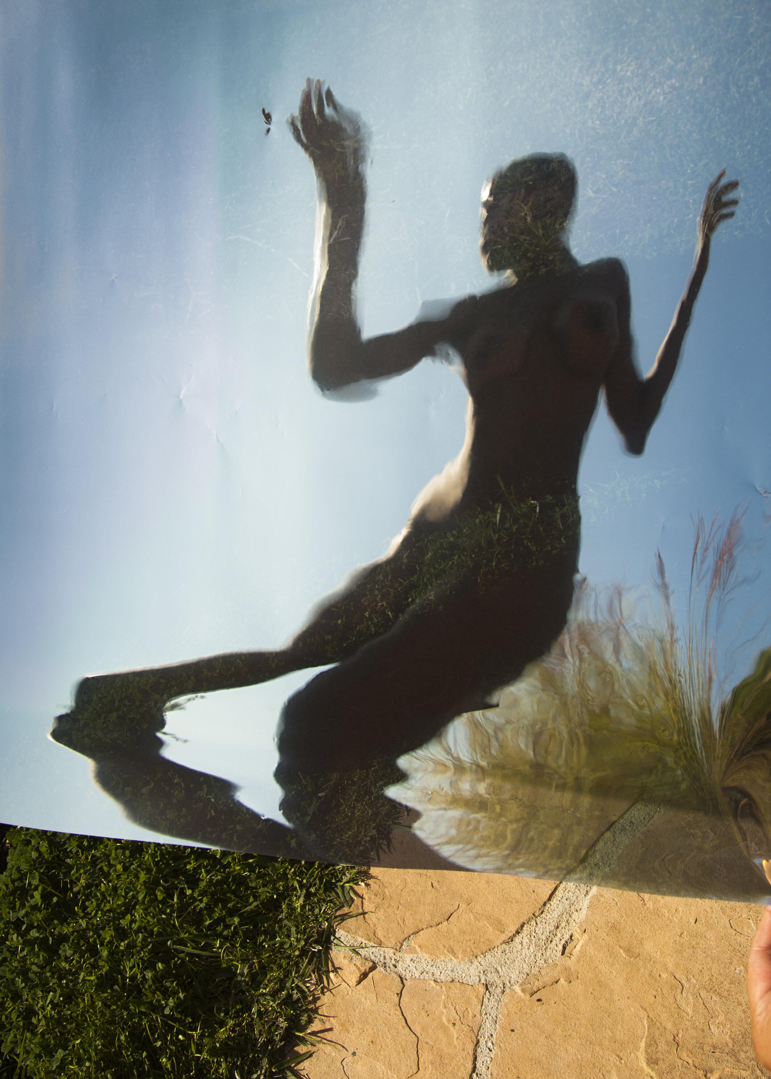 Body Reflexion , L.A. 05, Gyclee print, Variable sizes, 2011