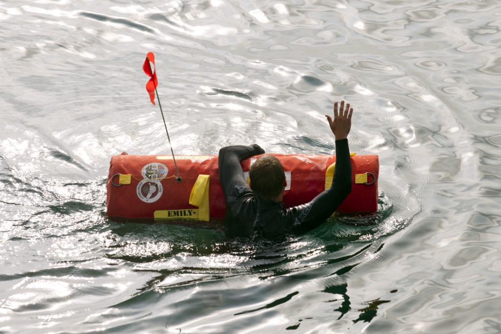EMILY Hydronalix Rescue Robot