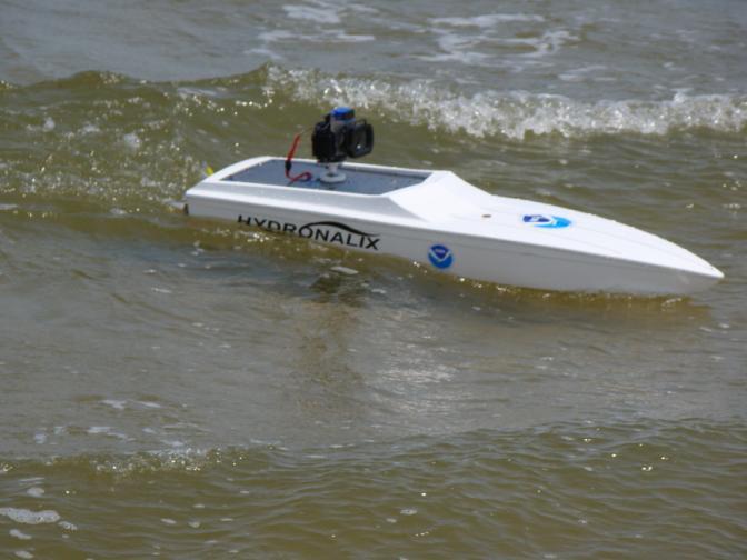 Hydronalix boats