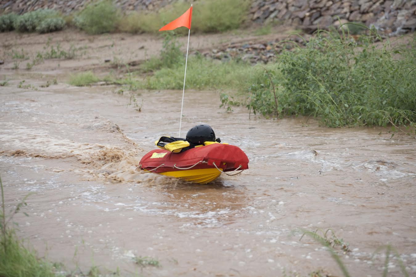 Swift Water Rescue EMILY