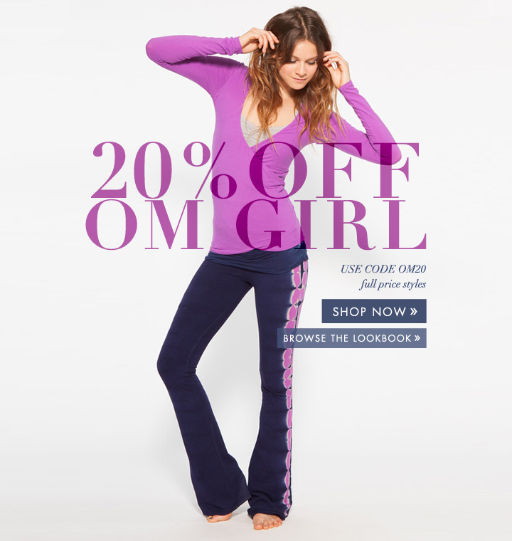 Om Girl 20 Off - Sale Design - Oliwild Design Co