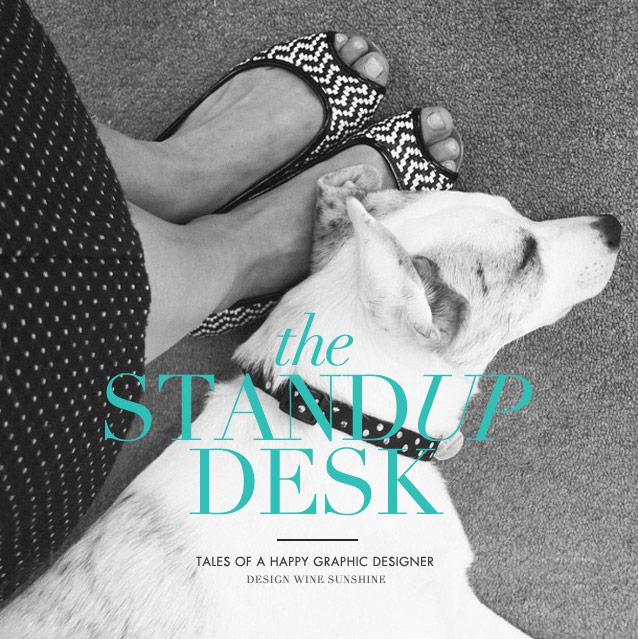 The Standup Desk - Courtney Oliver