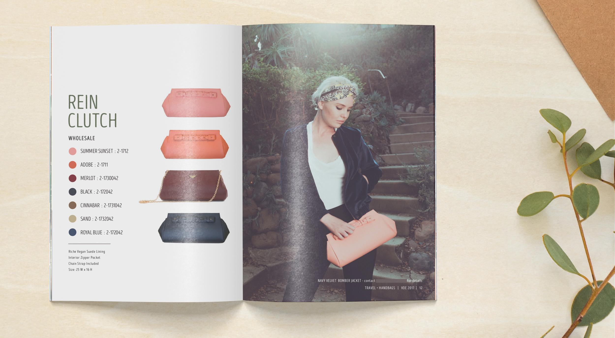 Courtney Oliver - VOE Retail Line Sheet