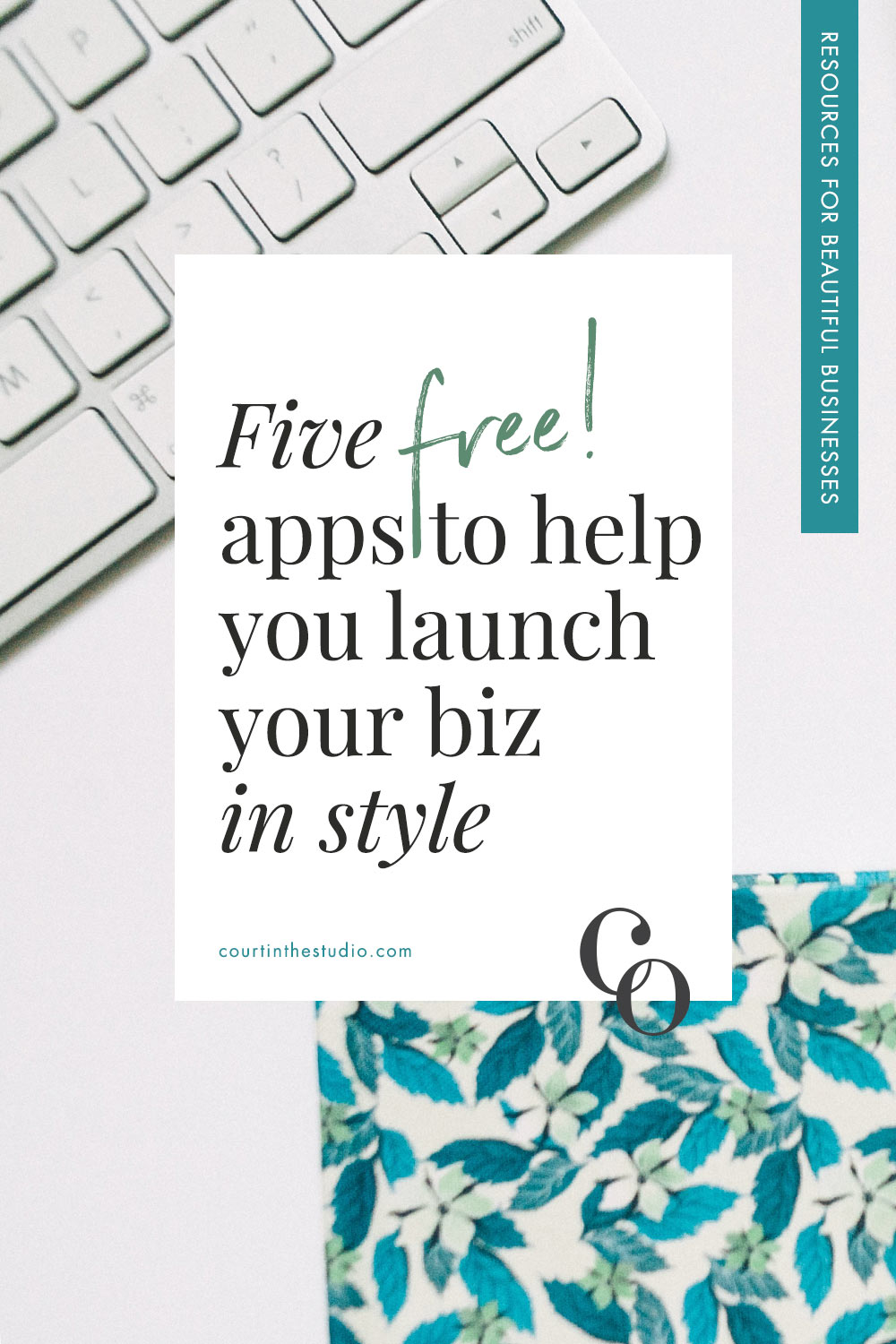 5 Free Apps to Help You Launch Your Business in Style  |  Tips from a freelance graphic + web designer