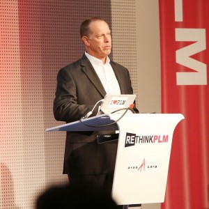 Peter Schroer, President and CEO of Aras