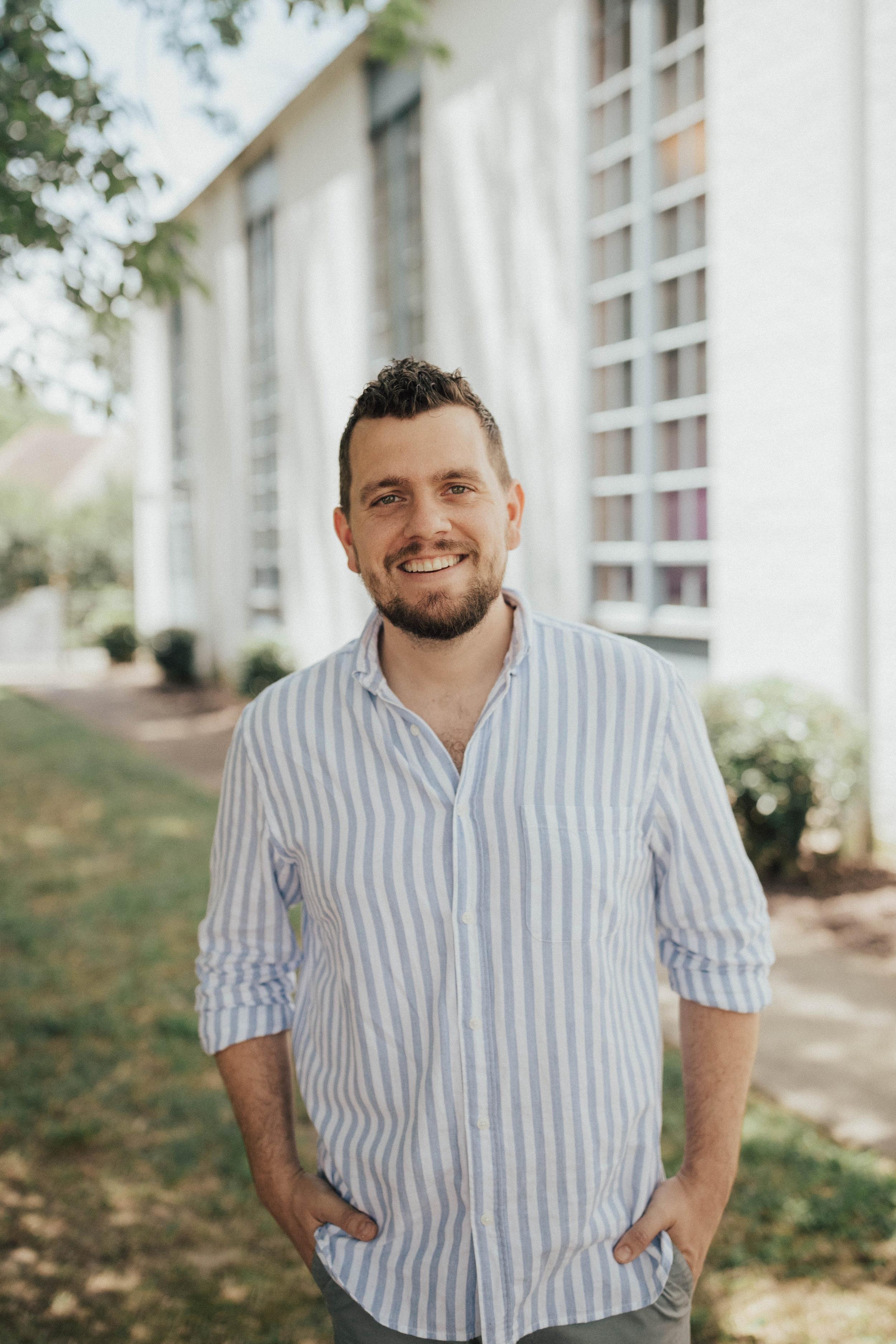 Caleb Sigler     Worship Pastor / Elder    caleb@mosaicmemphis.com