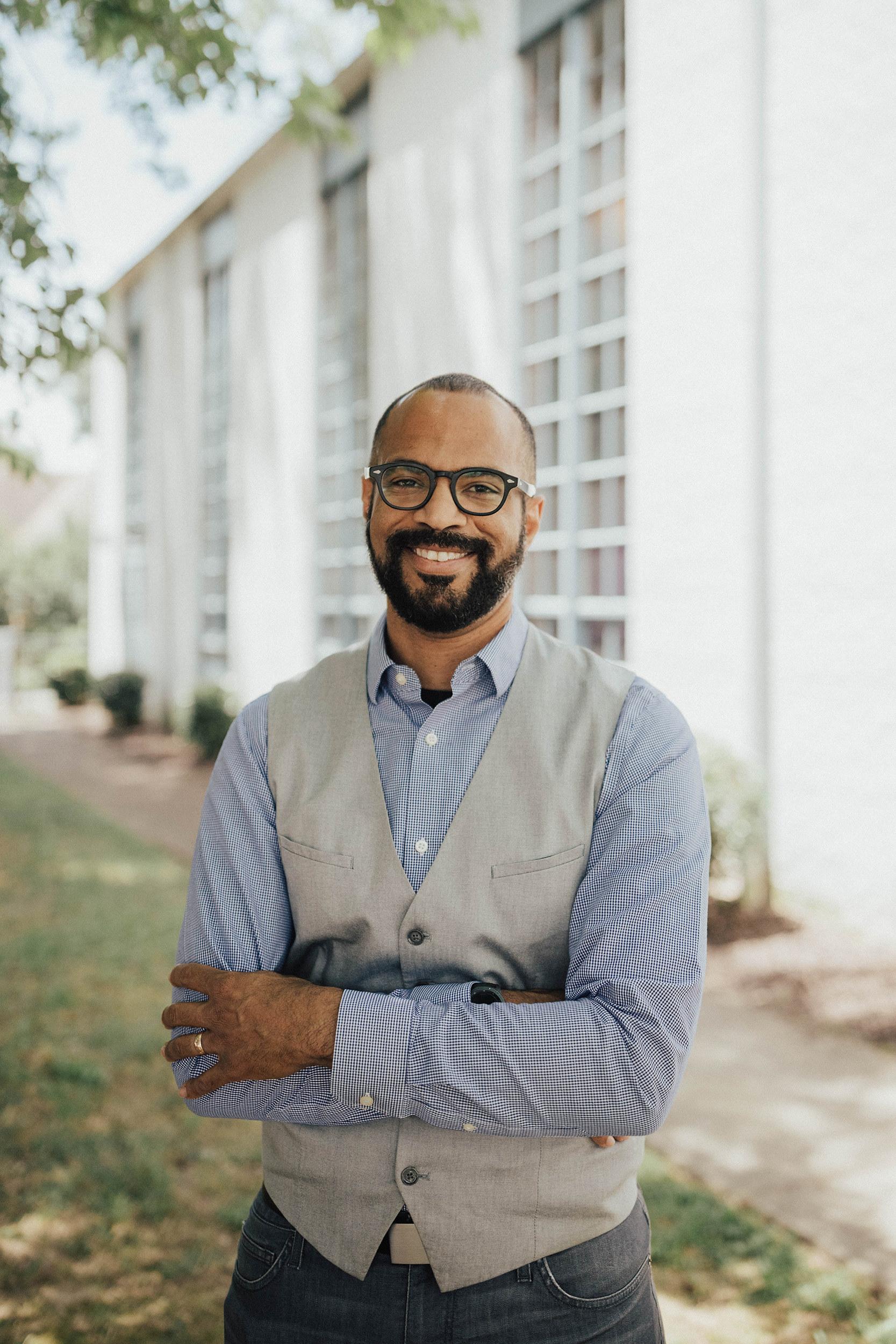 Ali Chambers     Lead Pastor of Vision/Preaching / Elder   ali@mosaicmemphis.com