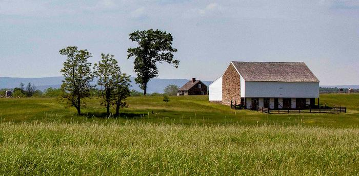 The McPherson Barn will be one of four Civil War-era buildings at Gettysburg National Military Park that will be open to the public on May 5