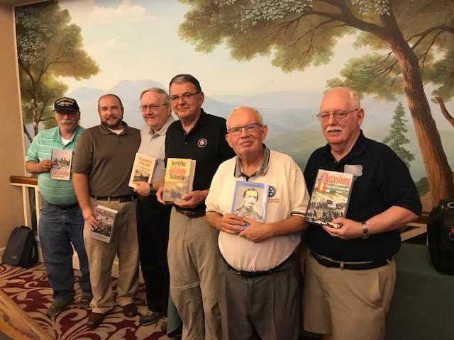 September Book Raffle Winners
