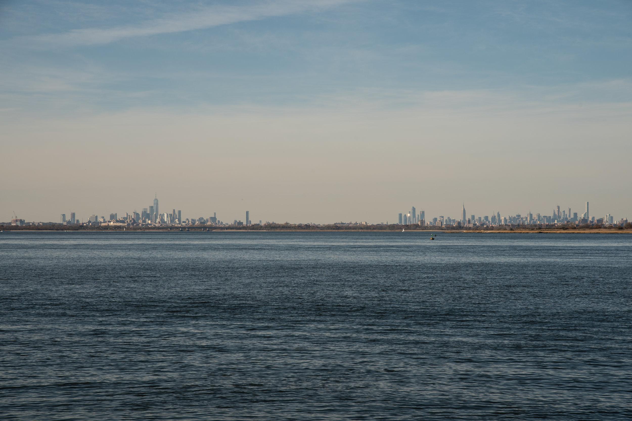 Somewhere in Far Rockaway, New York