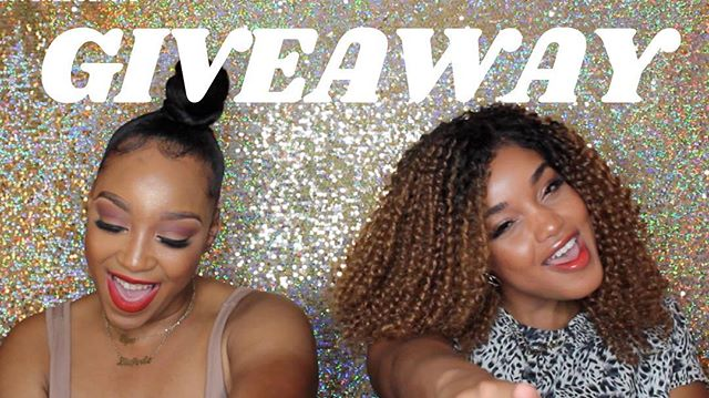 LAST DAY TO ENTER OUR GIVEAWAY! New video is up on our channel! ENTER OUR INTERNATIONAL GIVEAWAY TO WIN A LA PERLE GLAM KIT! Go watch now ! LINK IN BIO! Tag 3 friends below!
