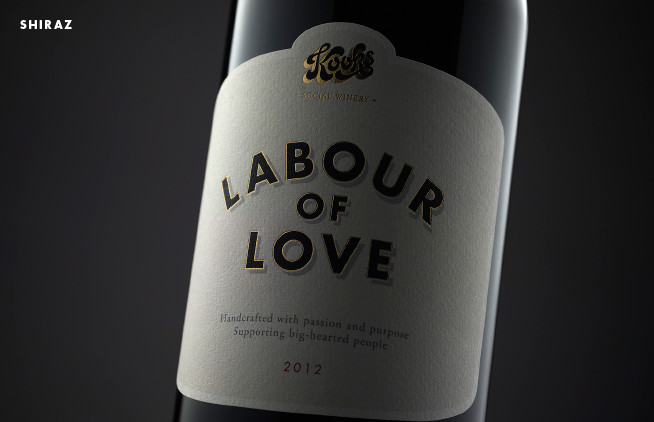 Our Stunning Shiraz   Positively Brilliant