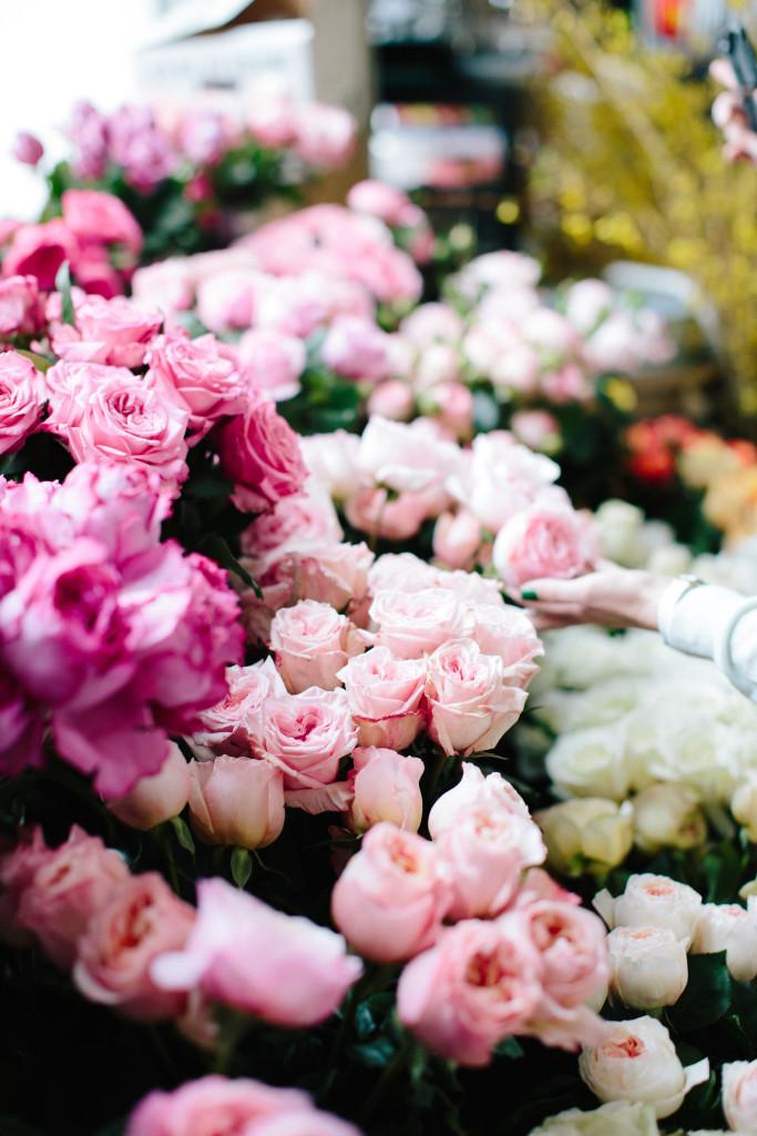 A Garden Party Florist - Chapel Designers - CDNYC2015 - Holly Heider Chapple - Lauren Carnes Photography - Astrid Photography - Robbie Honey - Sarah Winward - David Beahm - floral design - modern bouquets - centerpiece