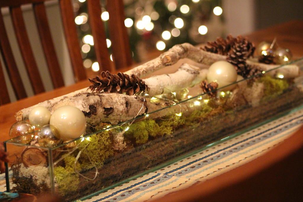 A Garden Party florist - Seasonal Decor - holiday decor - Christmas - Thanksgiving - string lights - pumpkins - candles - evergreen - wreaths - berries - pinecones - holidays