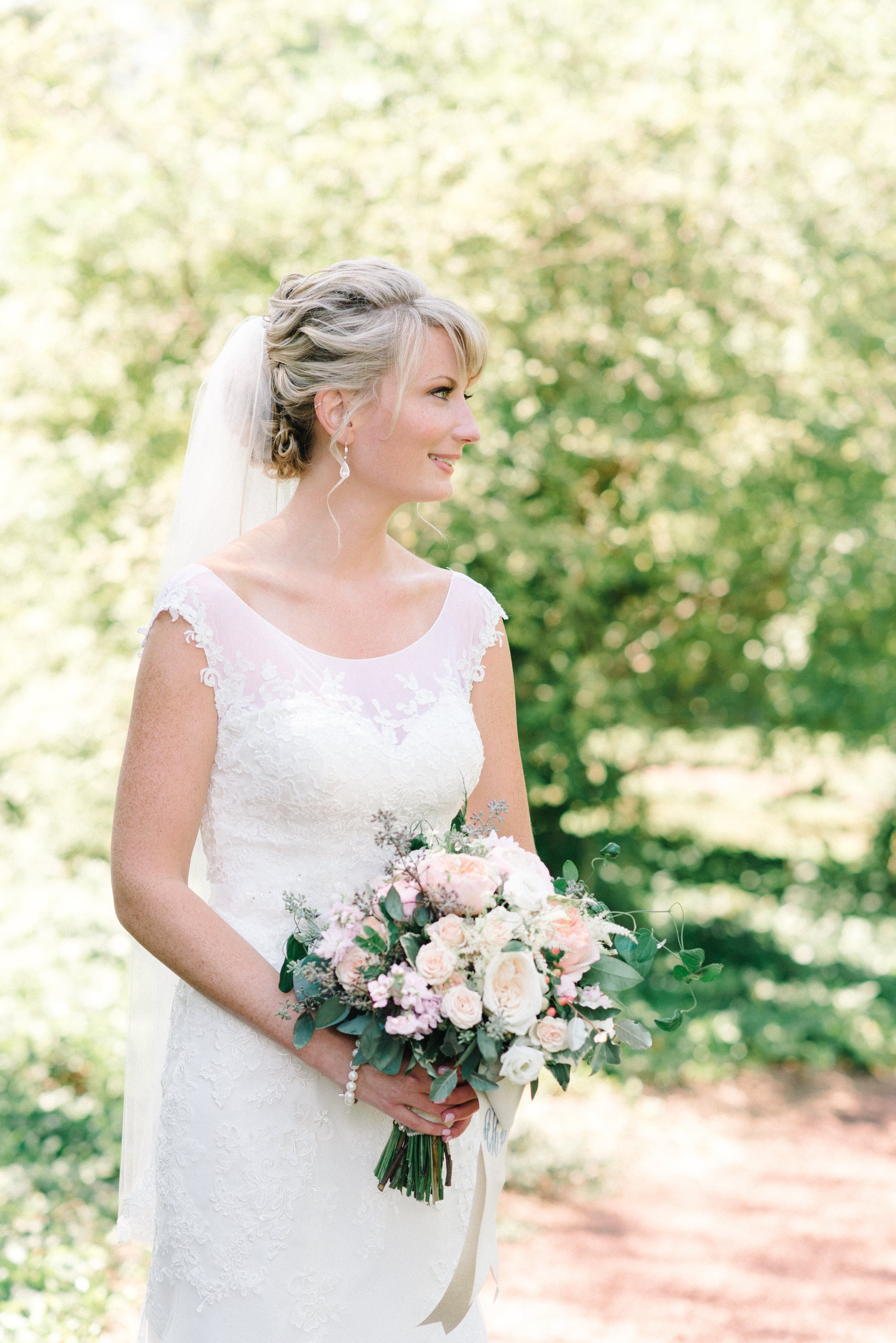 A Garden Party Florist, Inn at Fernbrook Farms, Michelle Lange Photography, Blush