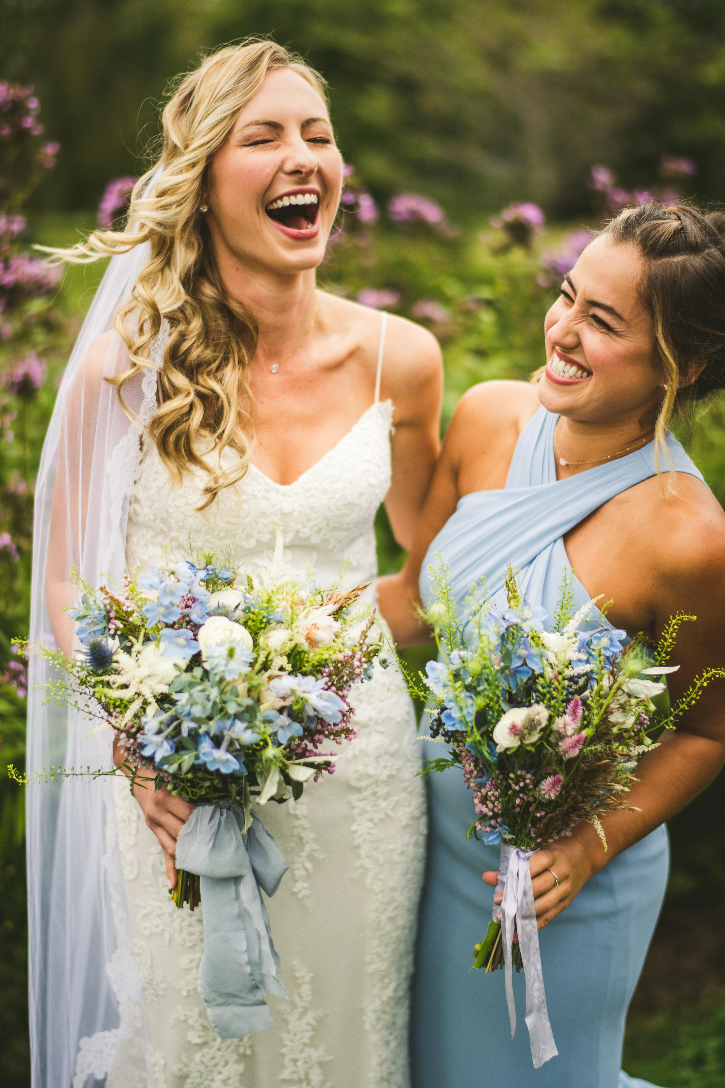 Inn at Fernbrook Wedding, Bouquet, Colorful Bouquet, Sam Hurd Photography