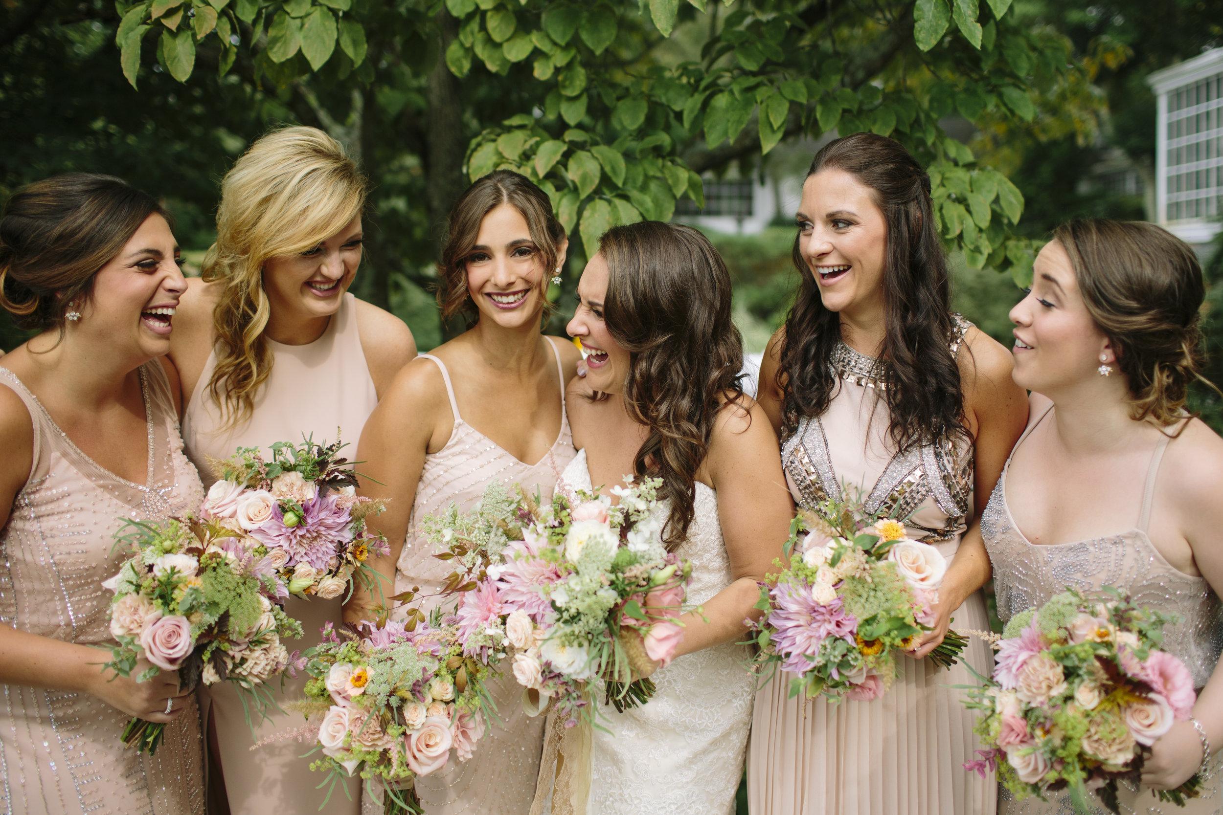 Smithville Inn Wedding, NJ Wedding, Bouquet, dahlia, Salt Water Studios