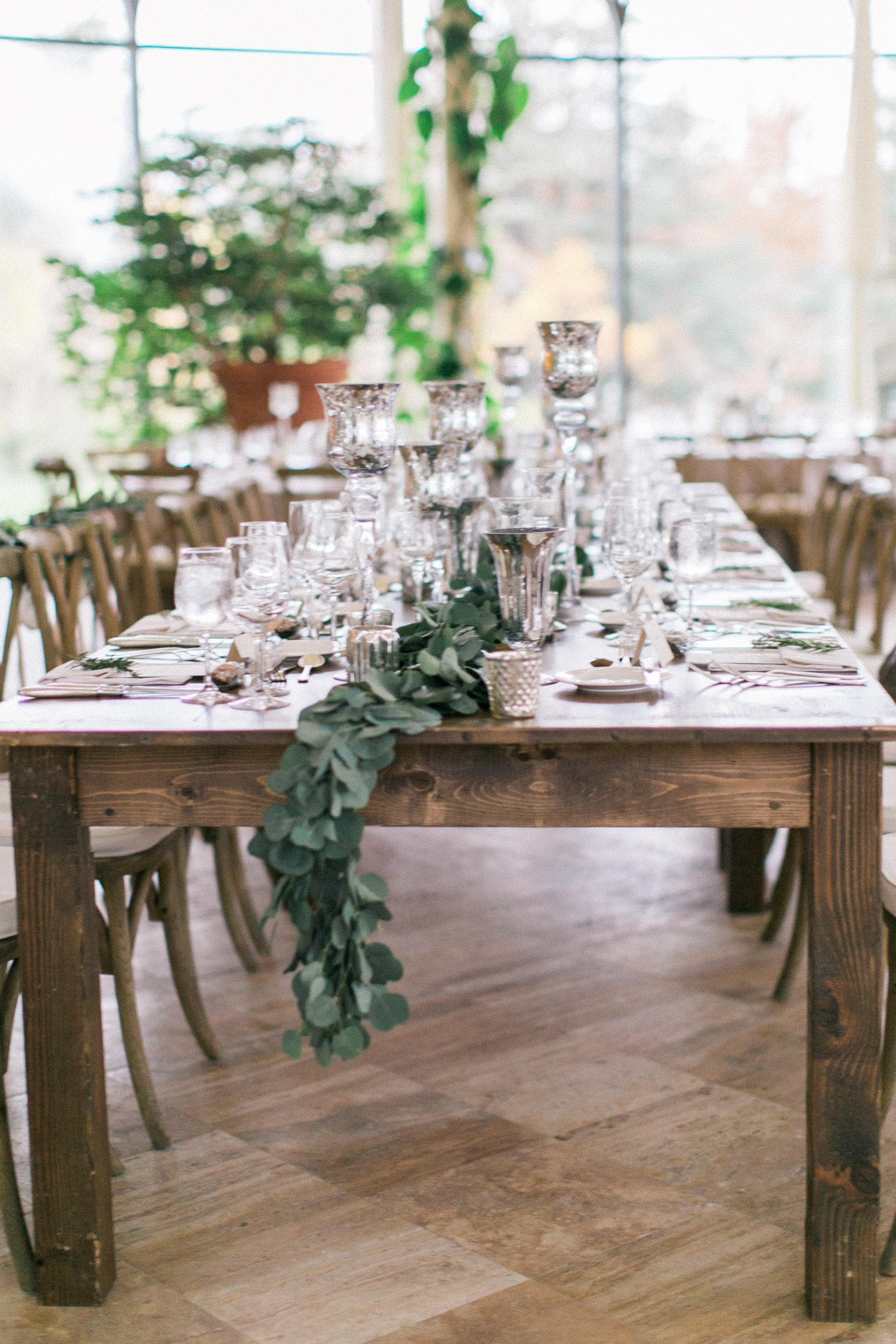 NJ Wedding, Princeton Wedding, Centerpiece, Succulent, Air Plant, Table Decor, Caroline Frost Photography