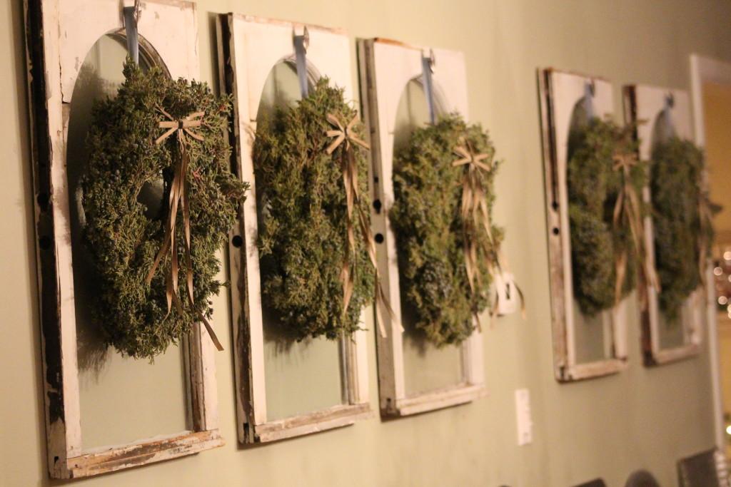 AGP wreaths