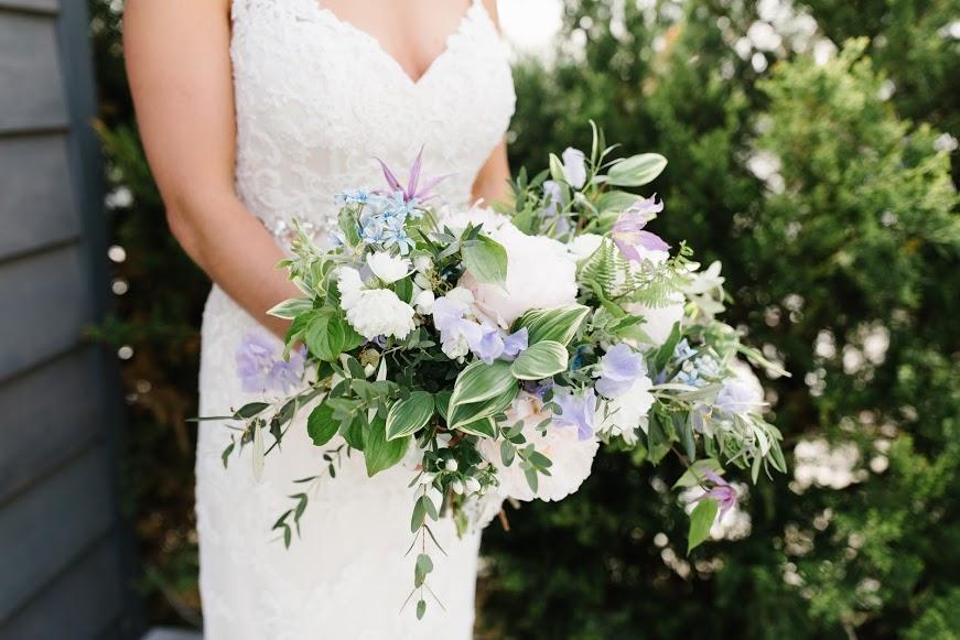 Avalon NJ Beach Wedding, Bridal Bouquet, Becka Pillmore Photography