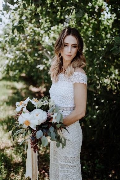 Boho Wedding, PA Wedding, With Love and Embers Photography