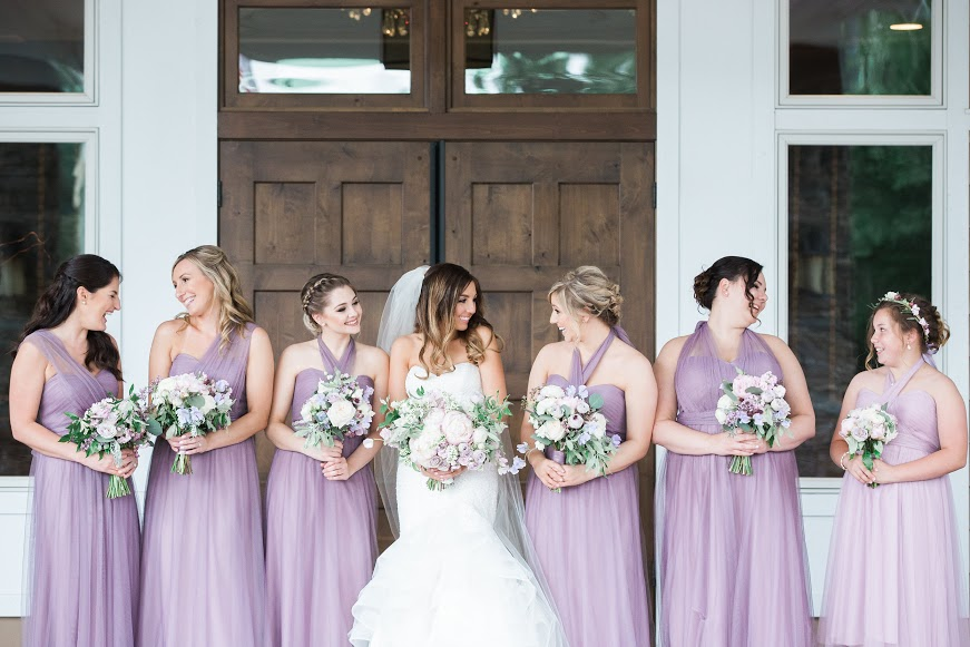 Eastlyn Golf Course, Bridal bouquet, Purple wedding, lilac flowers, Jessica Cooper Photography