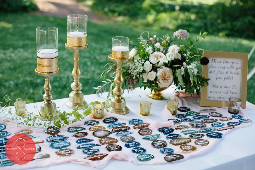 NJ Wedding, Seating Chart, Seating Assignments, Wedding Inspo, A Garden Party