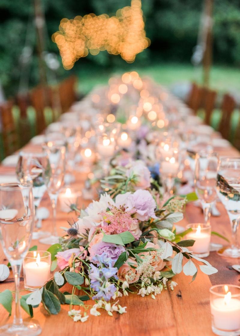 reception garland