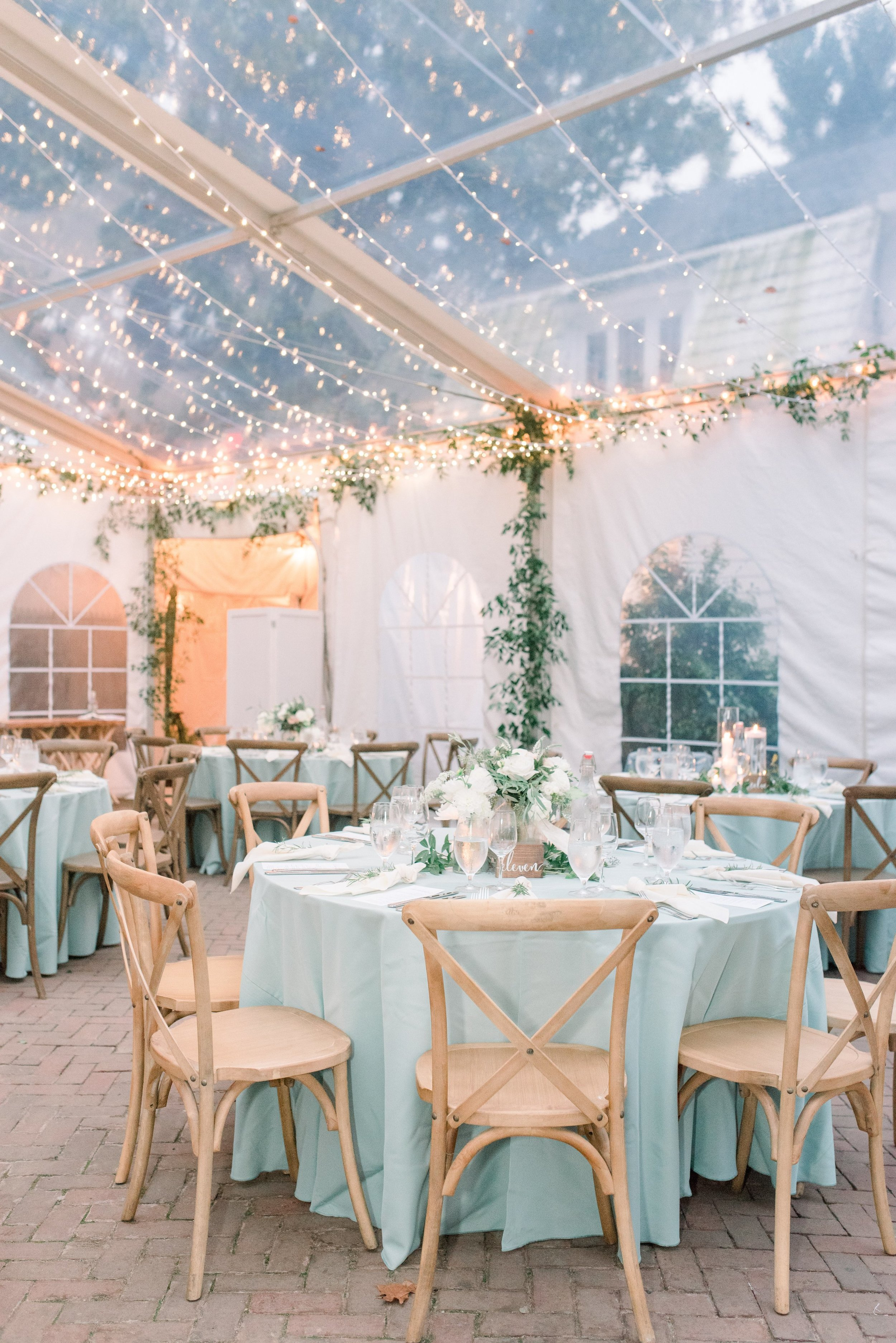 NJ Wedding, Inn at Fernbrook Farms, Tent Wedding, Greenery, Muted Wedding, Cassi Claire Photography