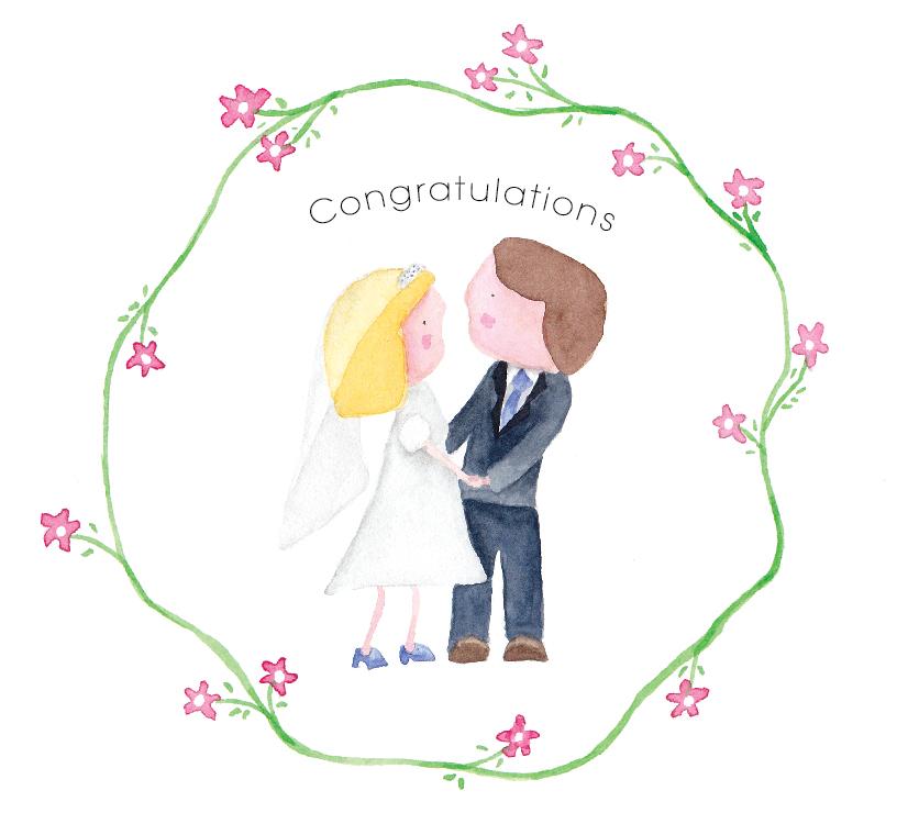 'Wedding Congratulations'