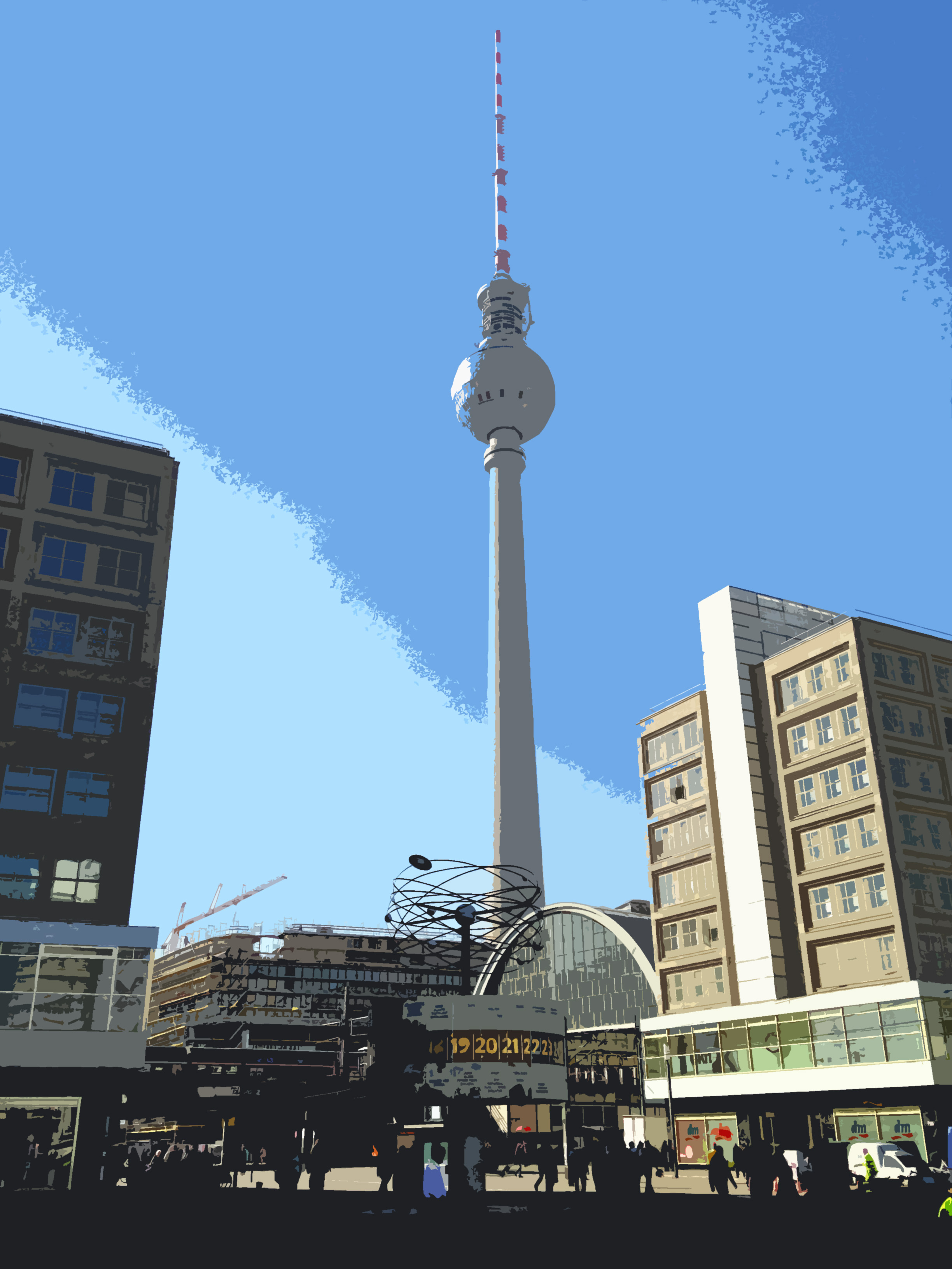 Das Alex, Berlin