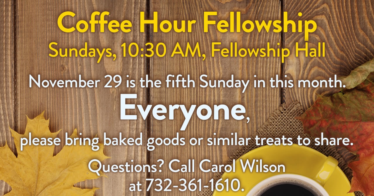 Coffee Hour Fellowship 2015.11.29, slide.jpg
