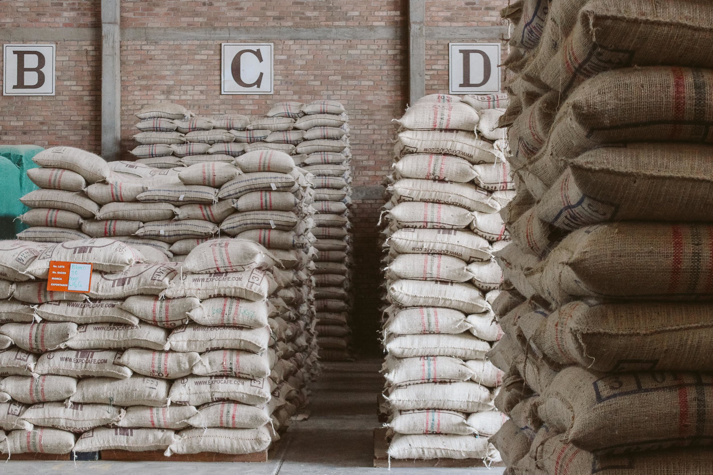 Colombia is the third largest producer of coffee in the world