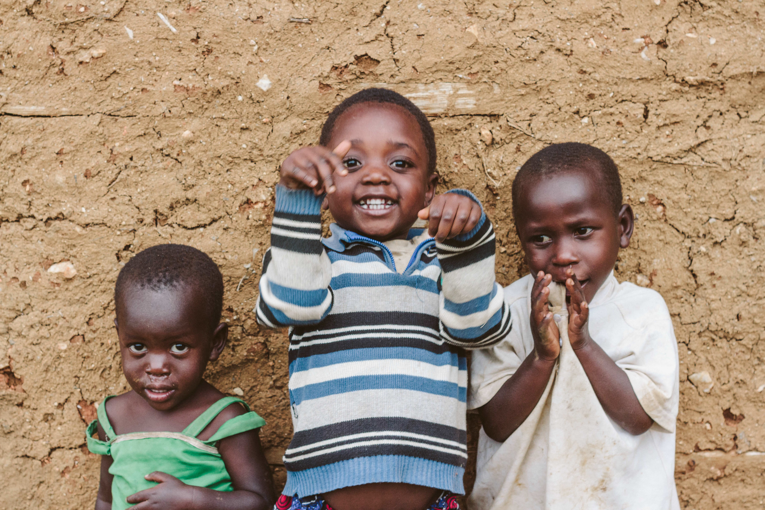 20,000 of the most vulnerable people directly benefitted from Zukuka Bora's harvest