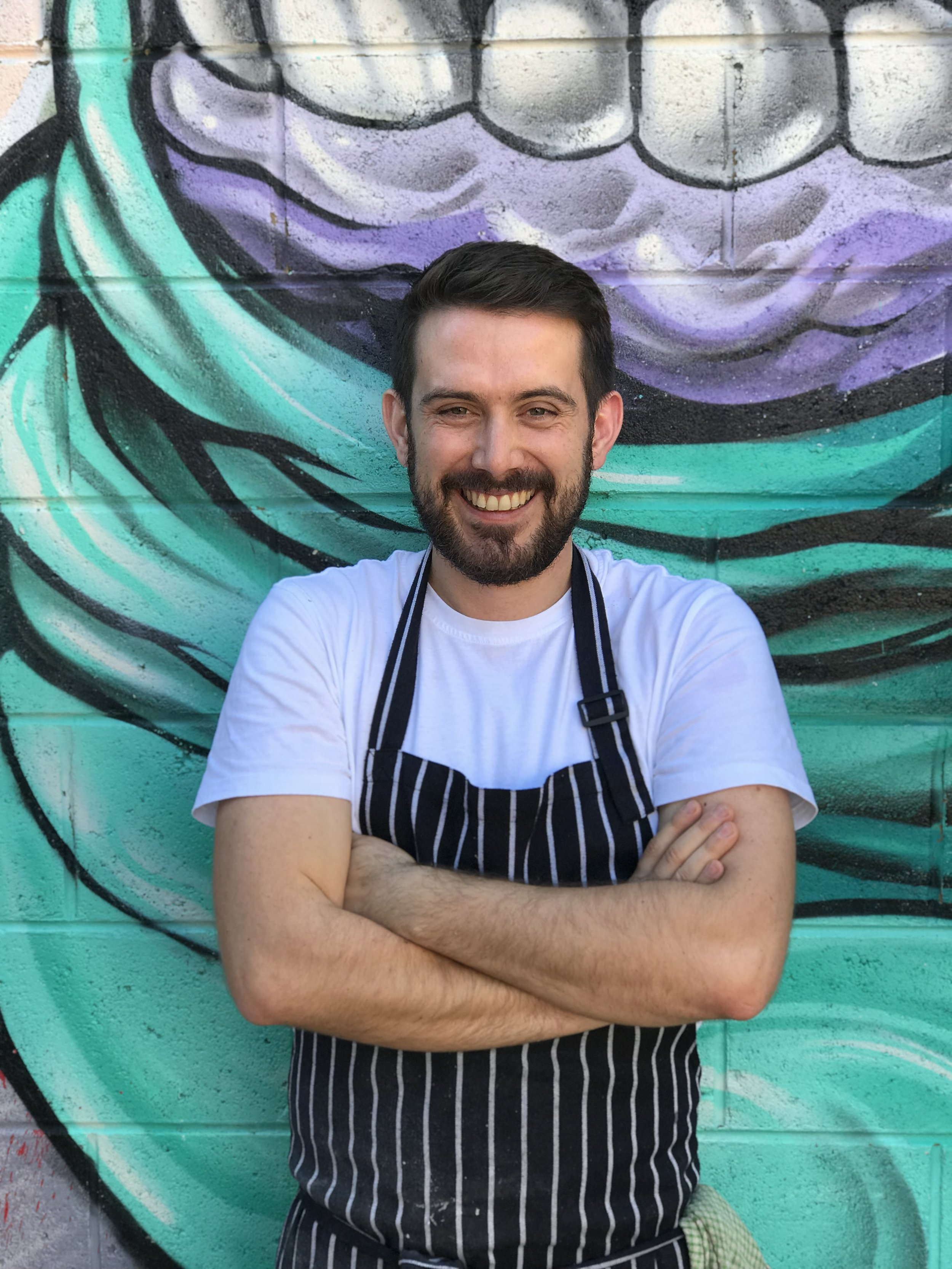 Luke Hagel is a chef at Commonfolk, expat Londoner,avid Gunners supporter and a warrior against waste.
