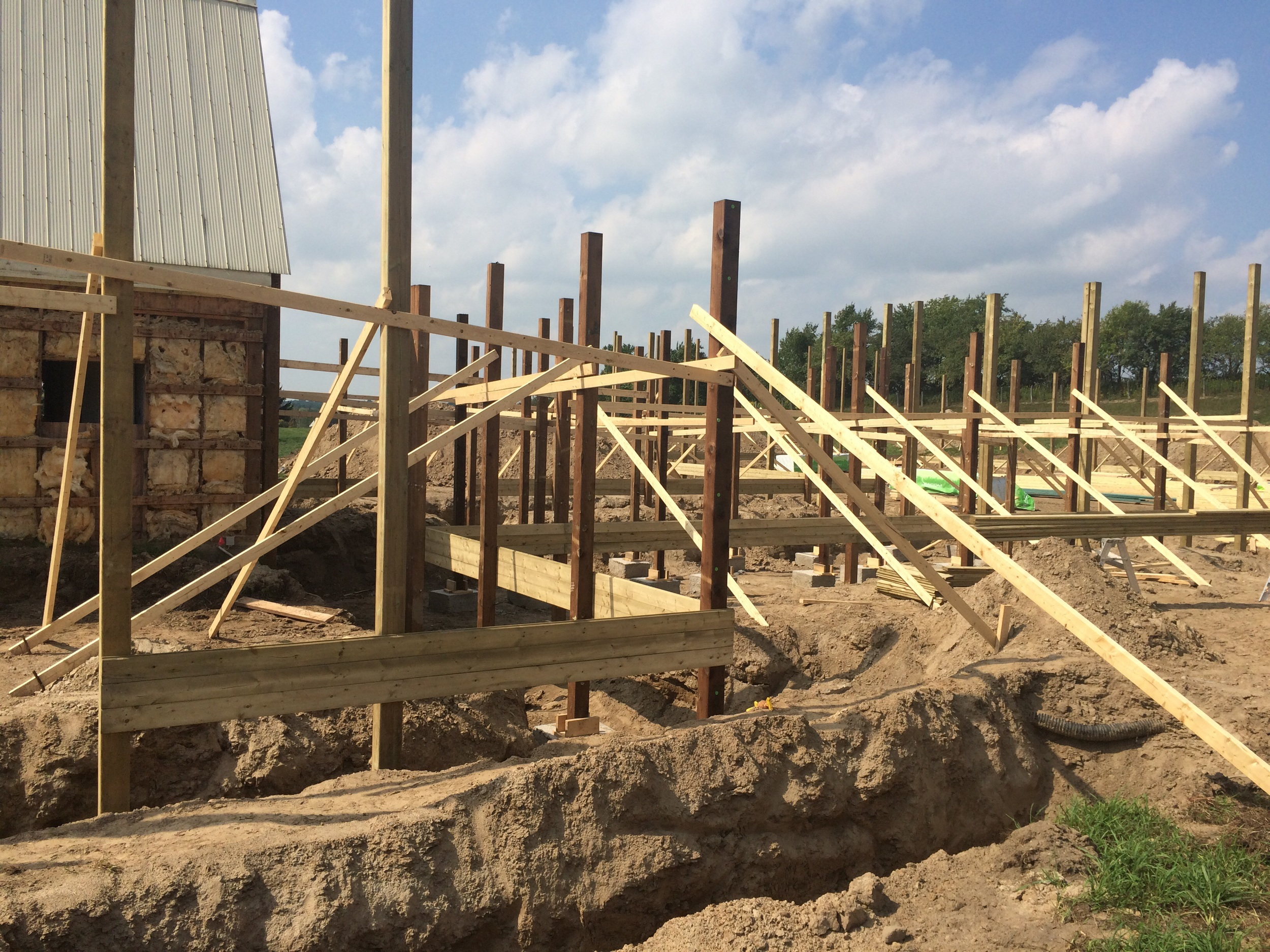 Posts for the new Tack Room