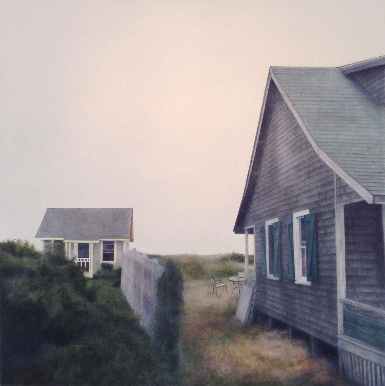 574, 2014 North Truro, MA Oil on canvas 36 x 36 inches